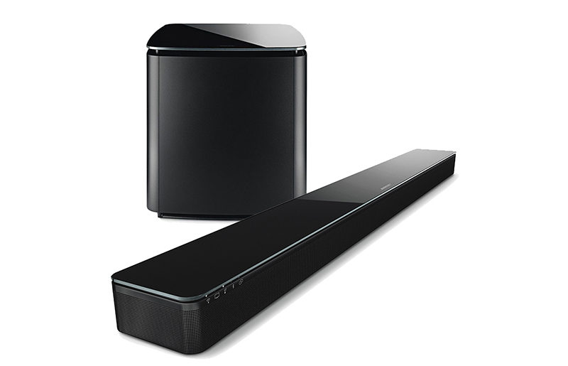 PACK SOUNDTOUCH 300 + CAISSON ACOUSTIMASS 300