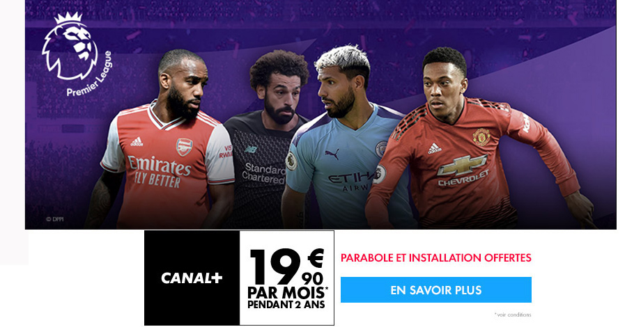 Offre canal plus