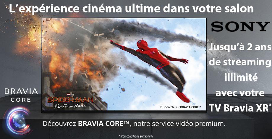 Bravia Core Sony XR